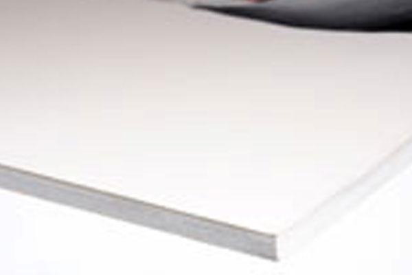 Foamex Printing from Quad Display