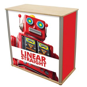 Linear Straight Counter