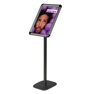 Sentry Poster Display Stand