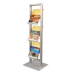 Volute Compact Literature Holder